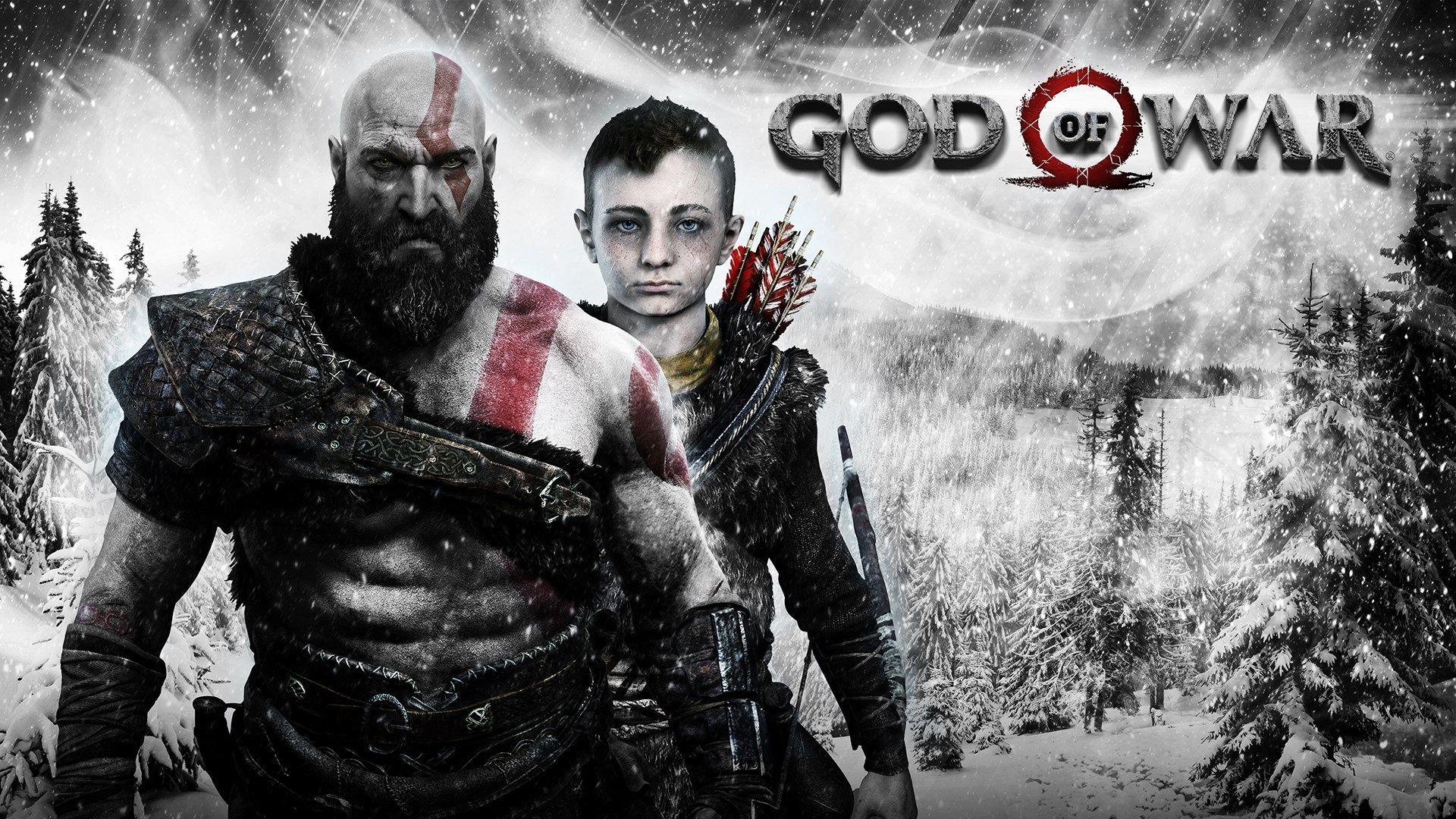 1920x1080 God Of War High Def Wallpaper For Mac God Of War Kratos God Of War God