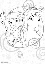 Bildergebnis Fur Mia And Me Ausmalbilder Unicorn Coloring Pages Horse Coloring Pages Coloring Books