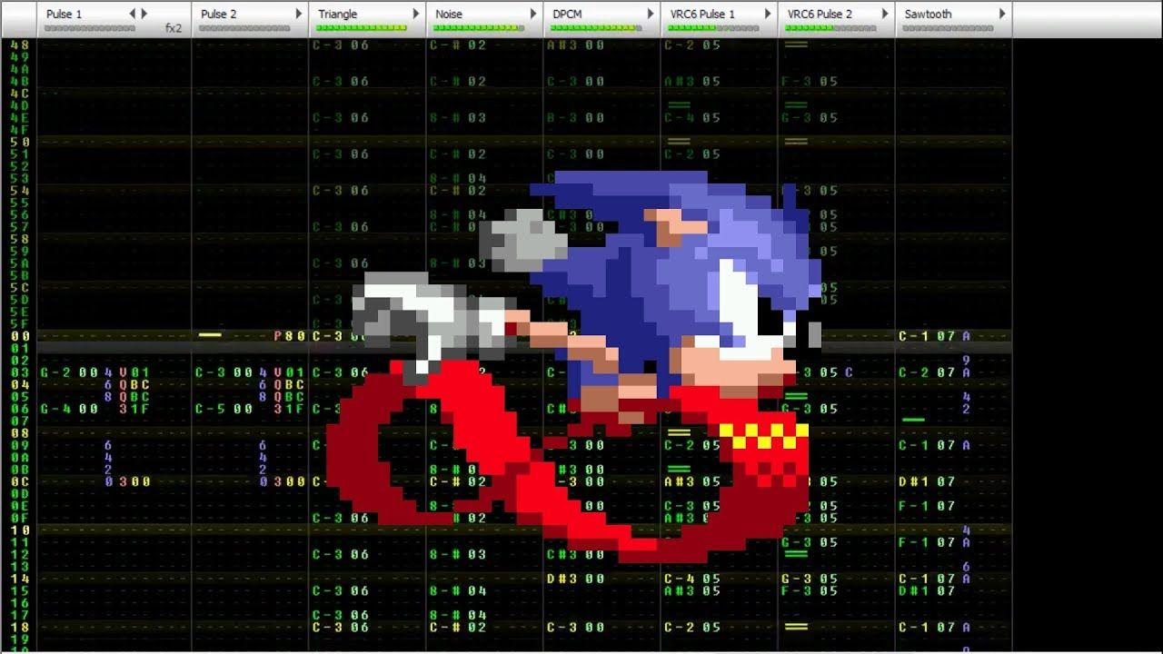 Sonic CD - Collision Chaos Present (JP/EU) - 8-bit