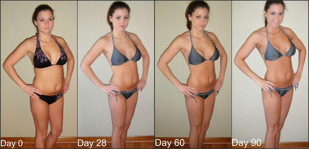 p90x workout weight loss