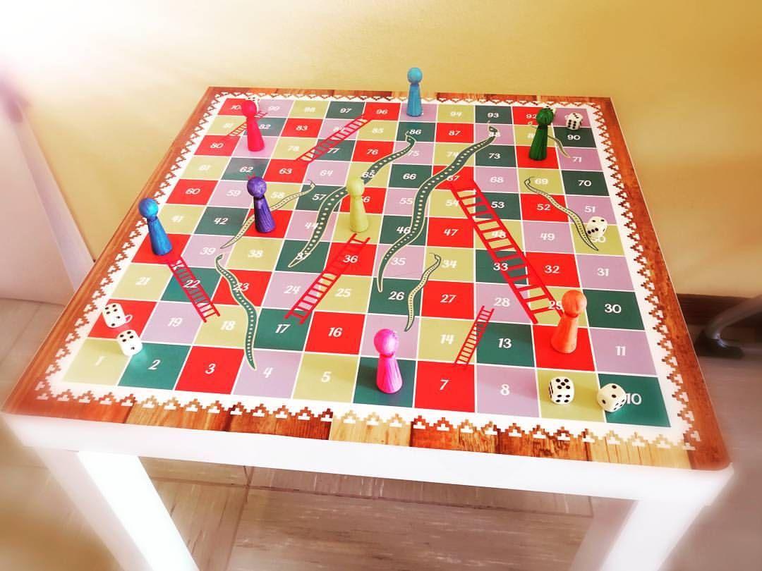 Spieltisch Brettspiele