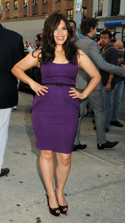 purple dress | Looks - Dresses - Evening - Short - Purple | Pinterest