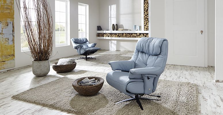 Awesome Model 7501 Himolla Swivel Recliner Chairs Recliner Onthecornerstone Fun Painted Chair Ideas Images Onthecornerstoneorg