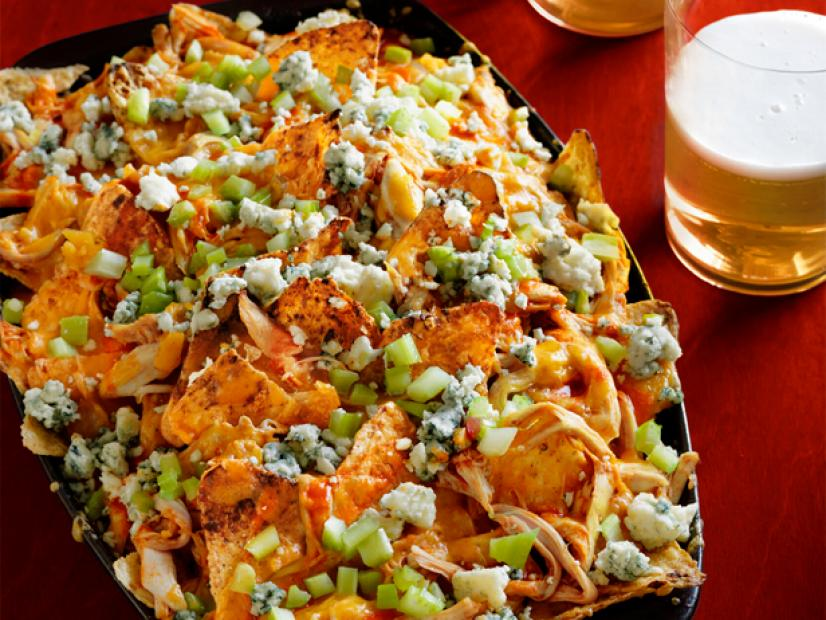 Buffalo Chicken Nachos Recipe | Food Network Kitchen | Food Network #buffalochickennachos Buffalo Chicken Nachos Recipe | Food Network Kitchen | Food Network #buffalochickennachos