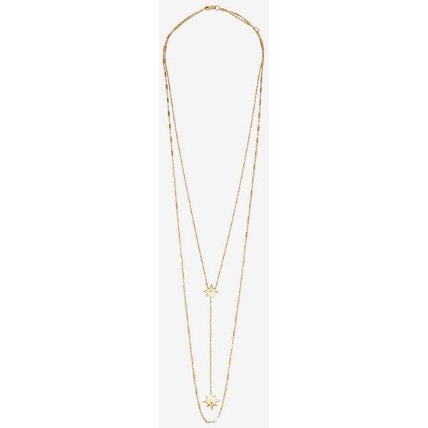 Jennifer Zeuner Chain Link Lariat Necklace wiPMoXFyR
