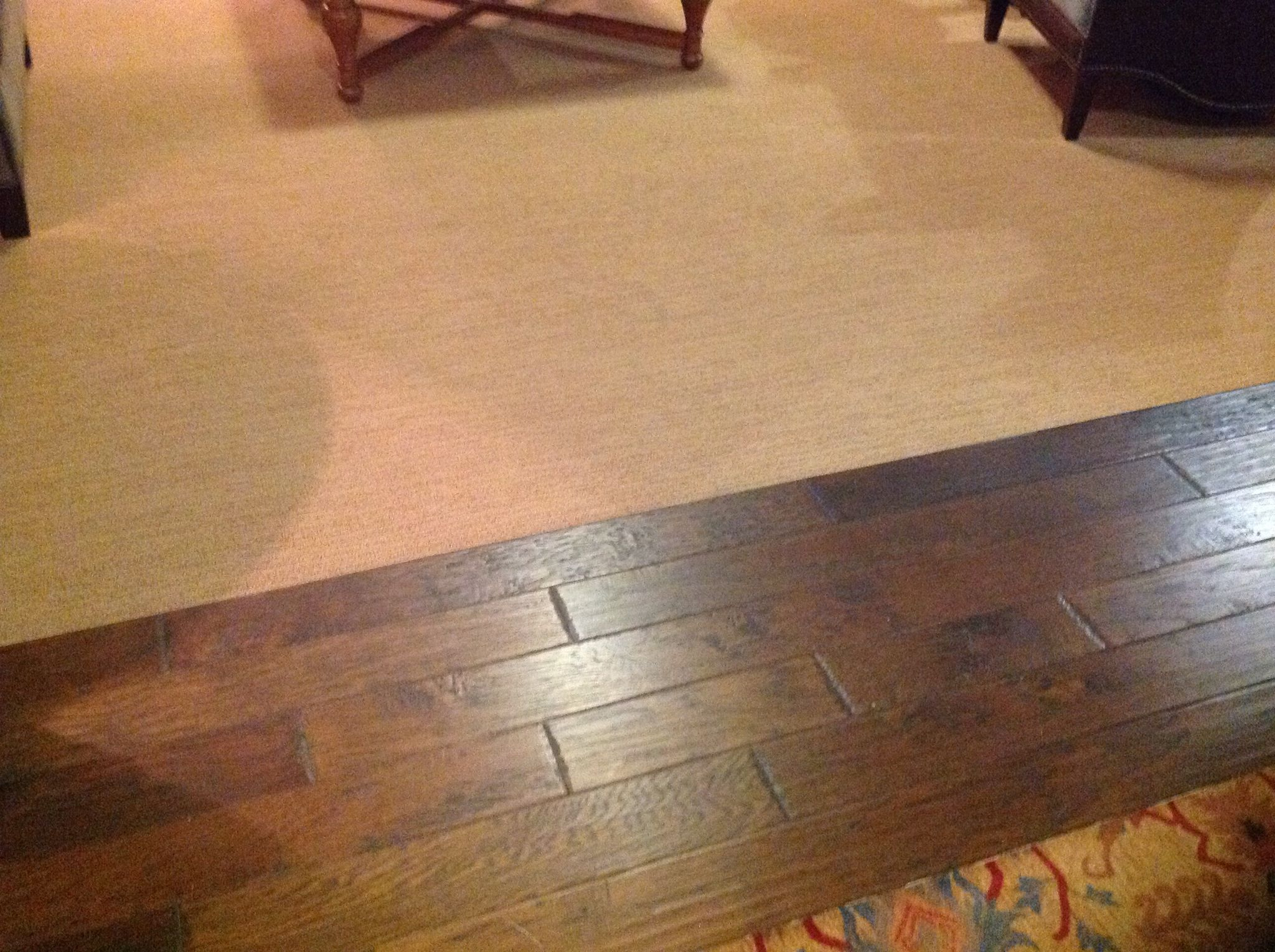 Best Wood To Carpet Transition Ideas With Images Living 640 x 480