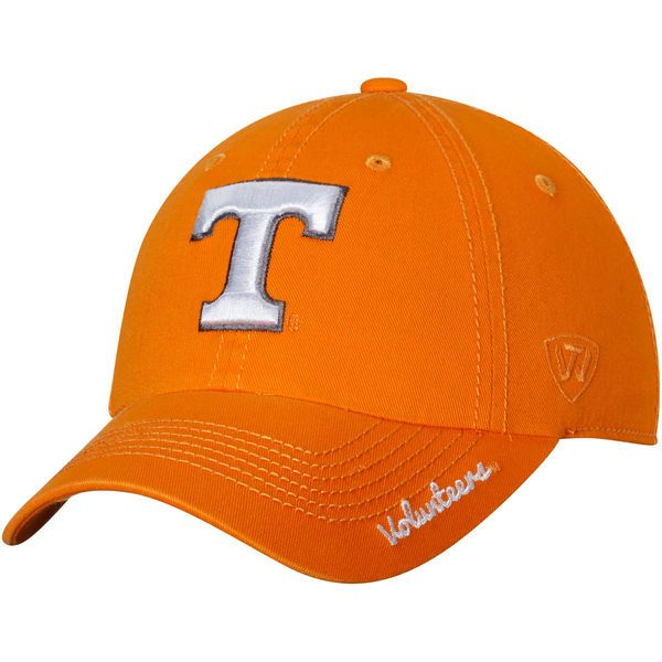 9e0a2a7651e Tennessee Volunteers Top of the World Women s Crew Adjustable Hat -  Tennessee Orange -  19.99