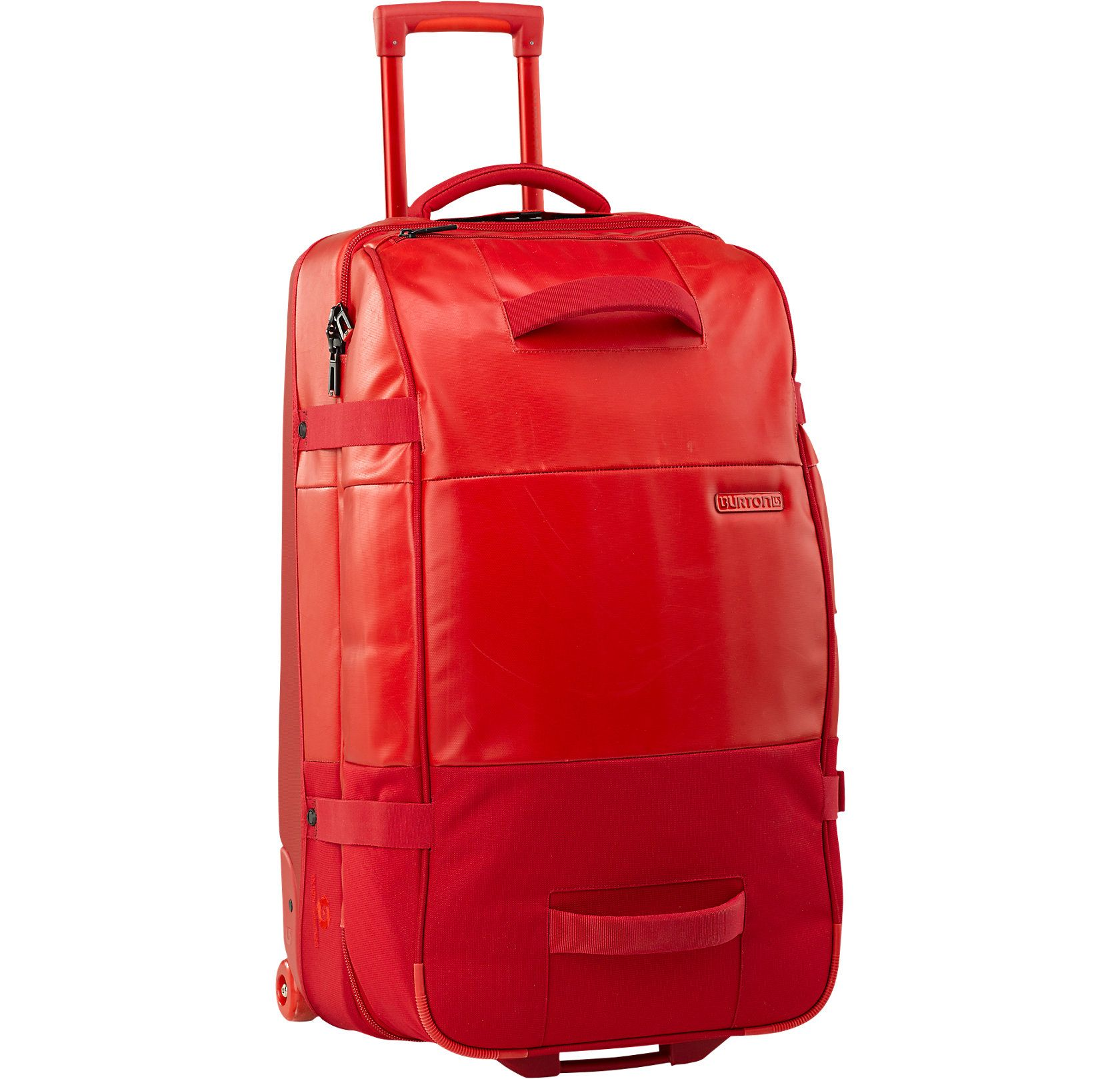 Burton Wheelie Double Deck Travel Bag in red $289.95 | Travel ...