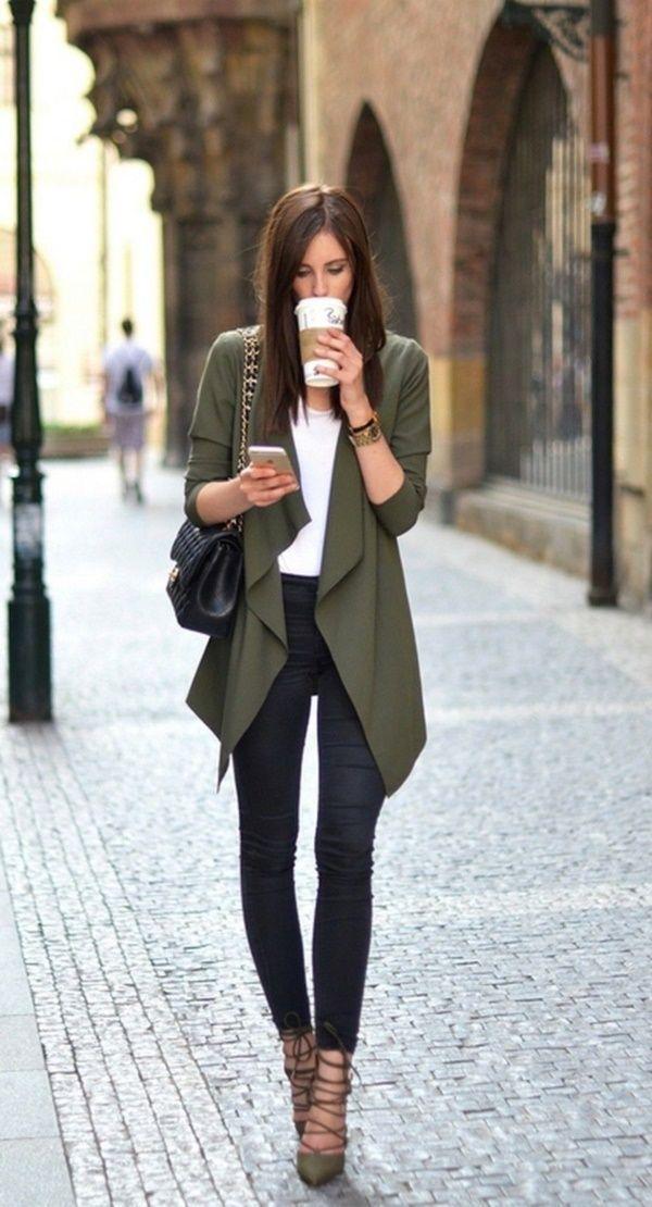 40 elegante Business-Casual-Outfits für Frauen in den Dreißigern