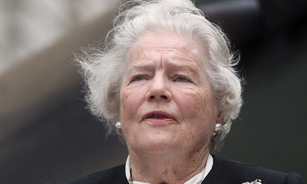 Winston Churchill's last surviving daughter Mary dies at the age of 91