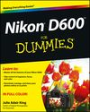 Nikon D600 For Dummies:Book Information - For Dummies