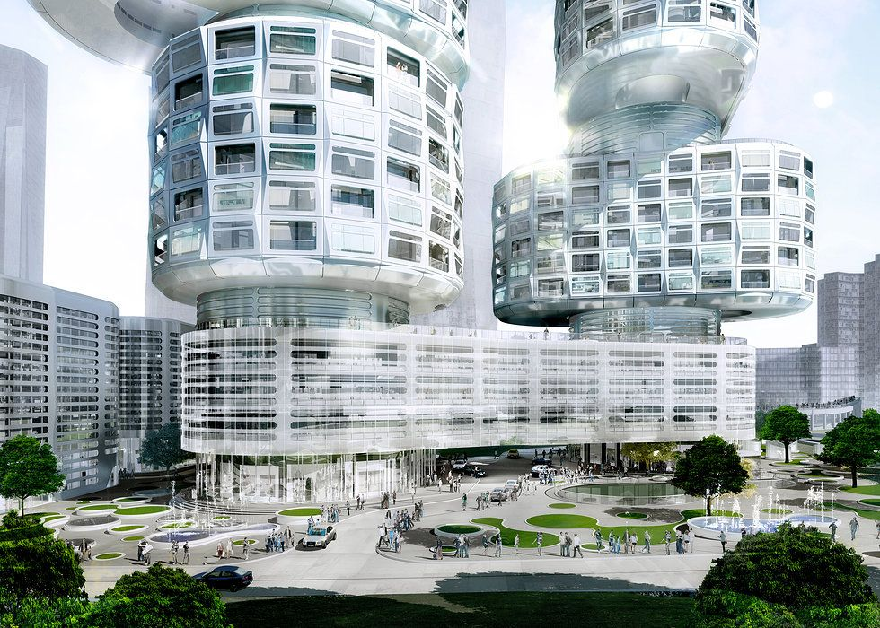 Asymptote Architecture | Hani Rashid and Lise Anne Couture