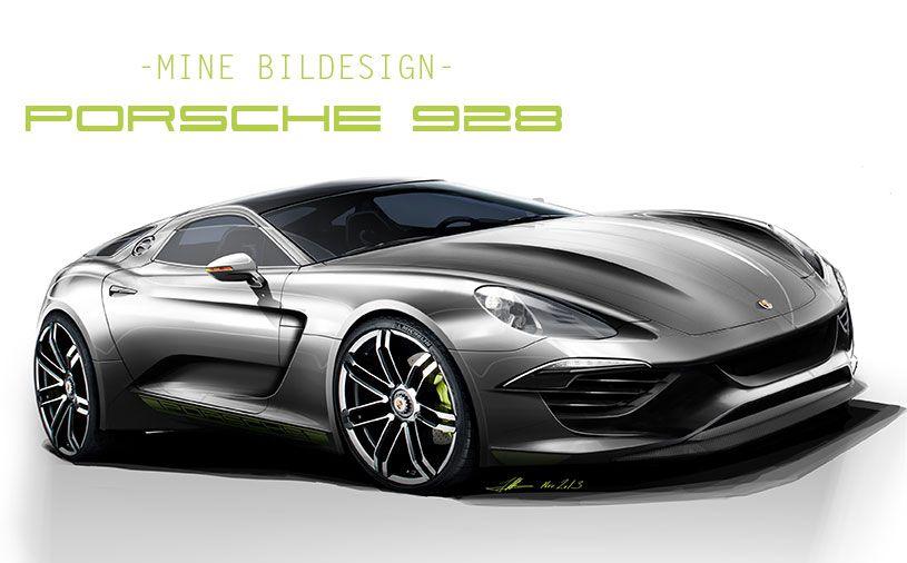 Redesign Porsche 928 | Porsche 928, Porsche, Cars