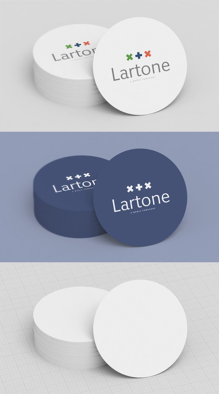 Free collection 5 mock up 1 round business card creative free collection 5 mock up 1 round business card creative particles wajeb Choice Image