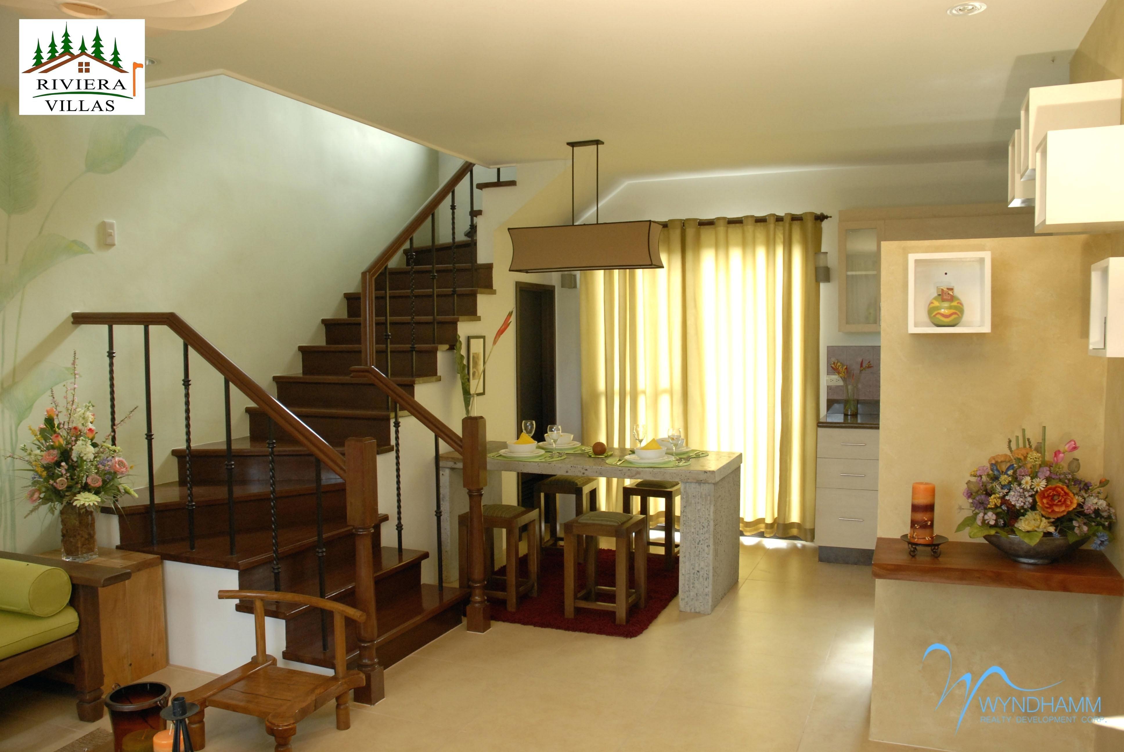 simple 2 storey house interior design  CONCEPTION DE LA