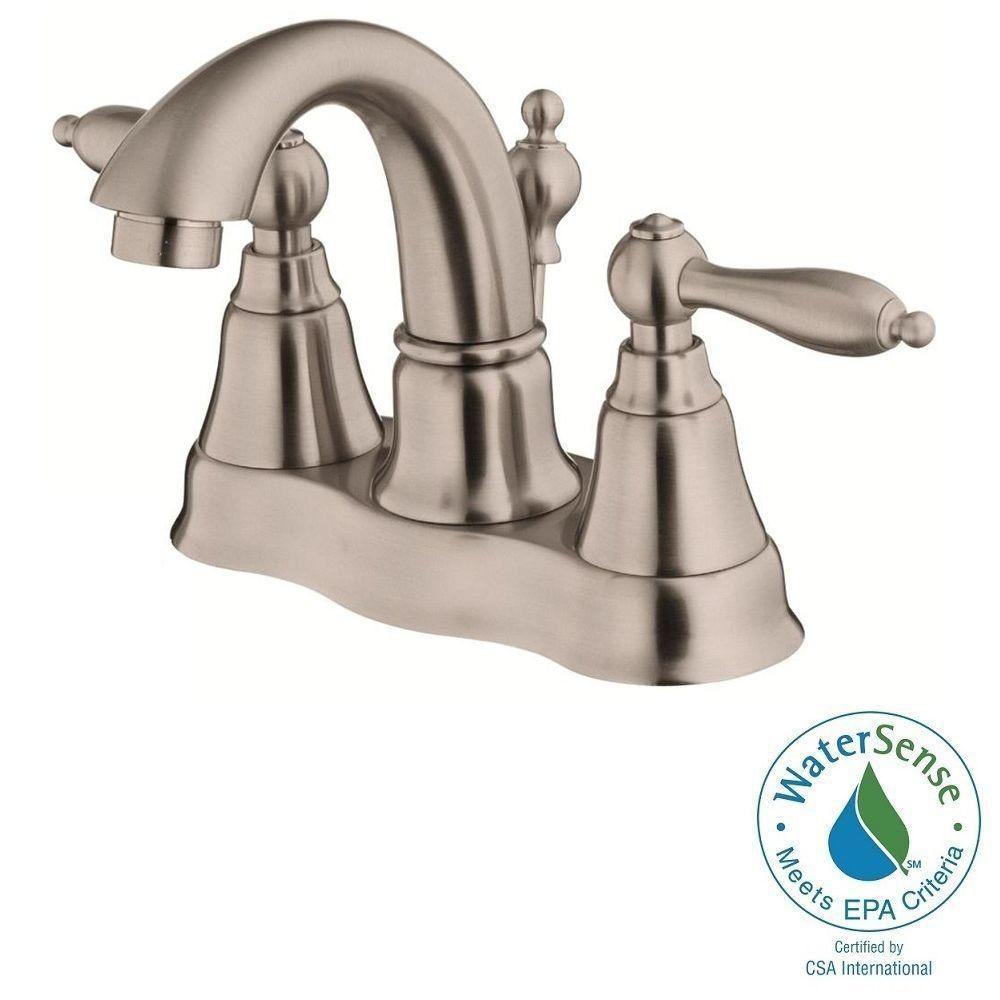 danze fairmont 4 in centerset 2 handle bathroom faucet in rh pinterest co uk