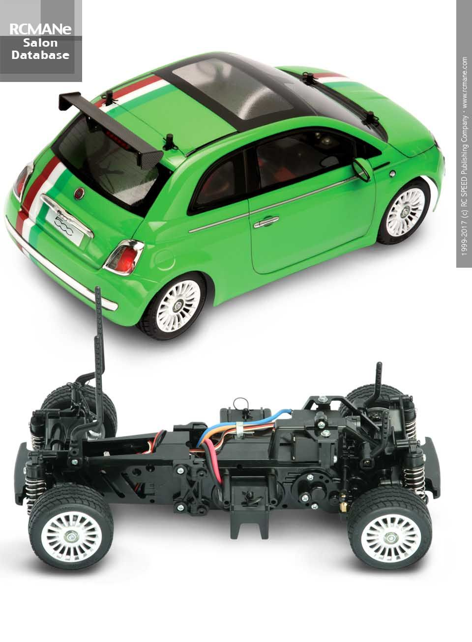 sa102 tamiya fiat 500 m 03m chassis item58427 2009 japan front rh pinterest com front wheel drive on a car