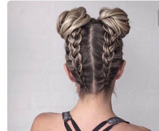 Peinadis Coiffure, Cheveux et Tresse inversée