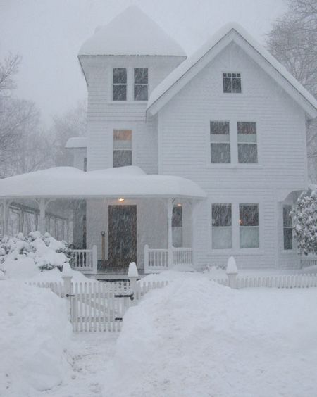 snow makes me all warm and fuzzy like grandma is inside with rh pinterest com