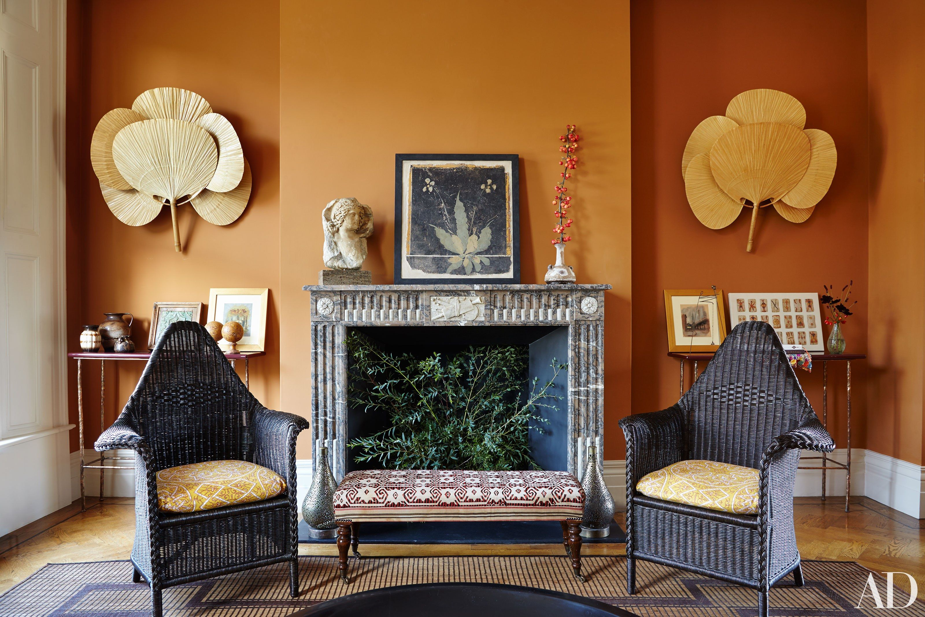 Design Ideas from the Eclectic Home of