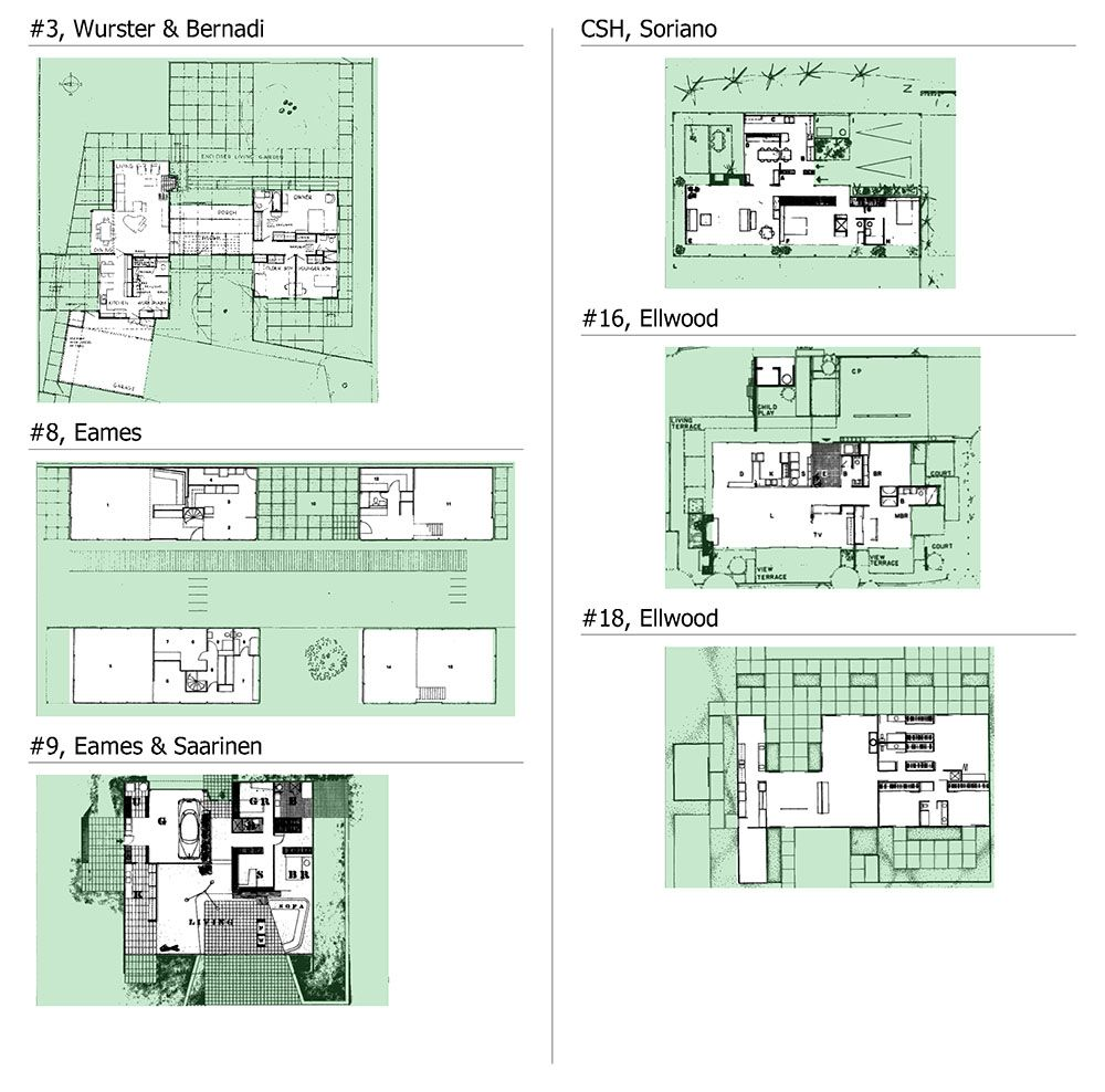 Case Study House | case study homes | Pinterest | House and Architecture