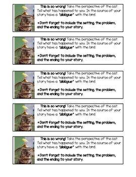 creative writing bcot