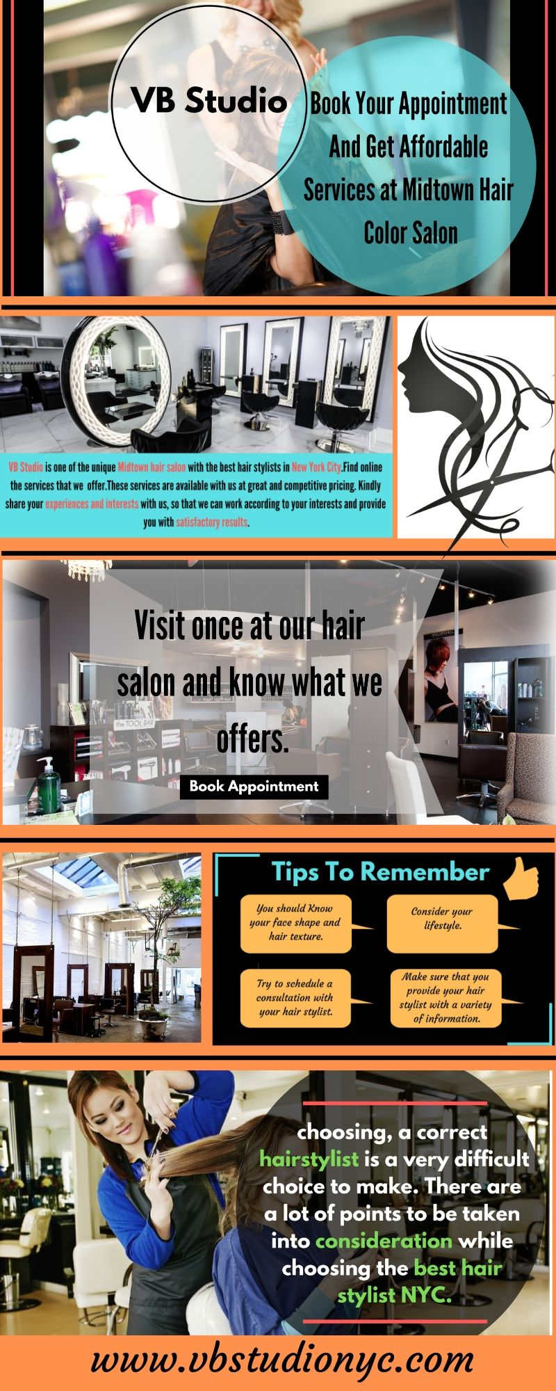 Are you searching for best hair salons at NYC? VB Studio is the ...