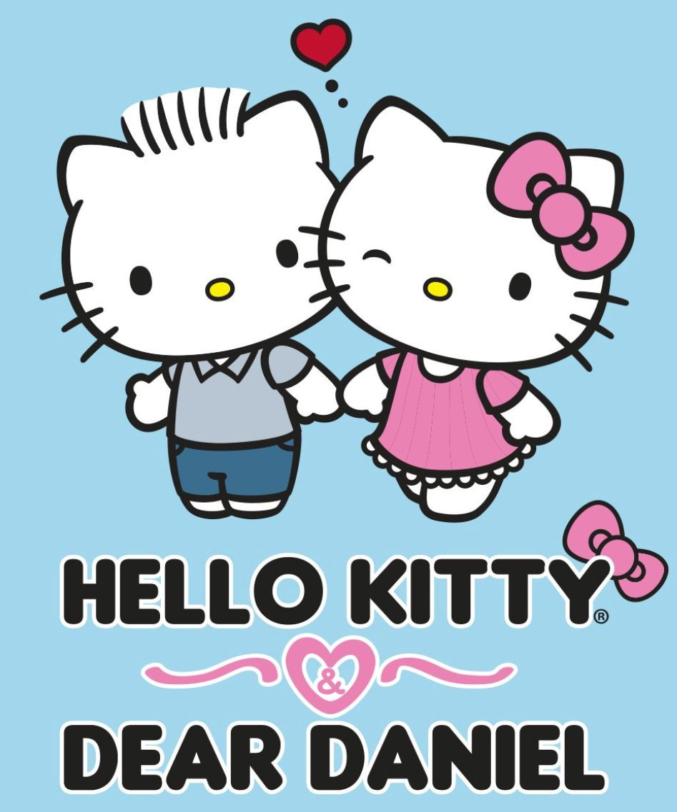 Hello Kitty Dear Daniel Hello Kitty Hello Kitty Pictures Hello Kitty Colouring Pages