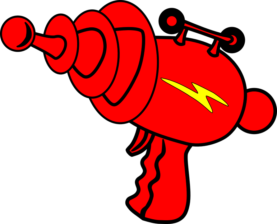 free image on pixabay laser gun toy gun ray gun illustrations rh pinterest com laser tag target clipart laser tag clip art free