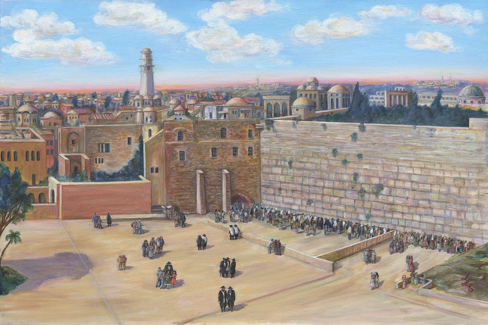 Genial Western Wall Art | Kotel Sunrise | Jerusalem, Israel