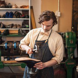 Awesome Time Shoe And Leather Repair Leather Repair Shoe Cobbler Nick Shoes