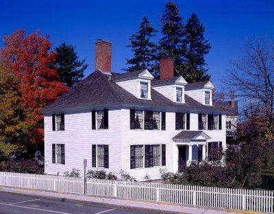 maine l sarah orne jewett house home of the 19th century new rh pinterest com