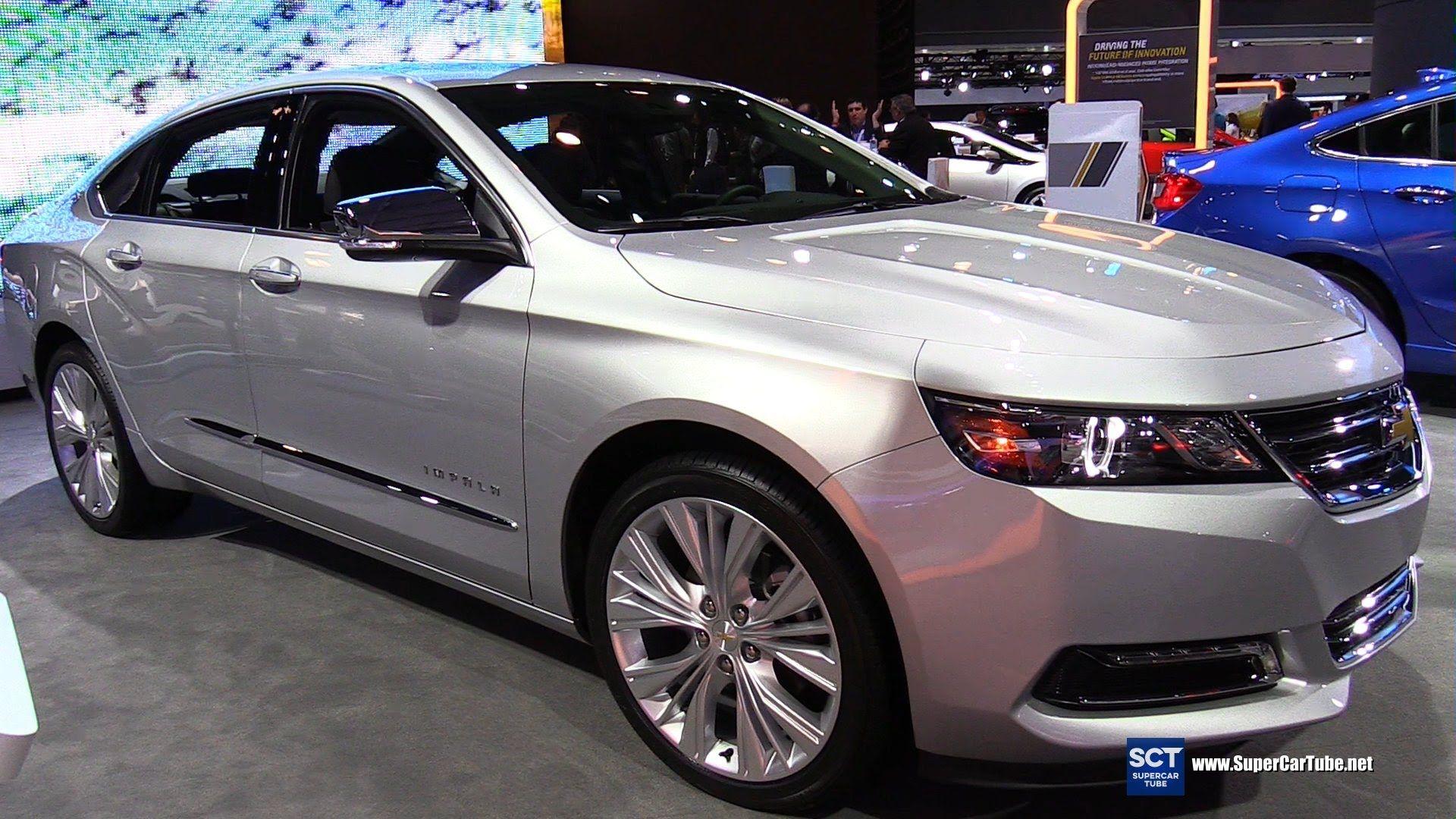 Chevrolet Impala 2015 …
