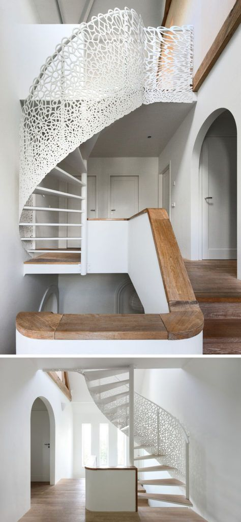 11 creative stair handrail design inspiration staircase ideas rh pinterest nz