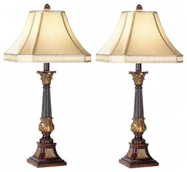Fascinating Types Classic Lamp Sets Below 50