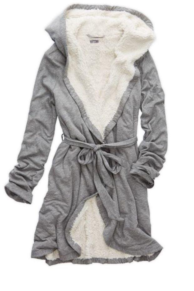 Aerie Women s Cozy Robe Gift Comfy Pajamas 3a5f10b14