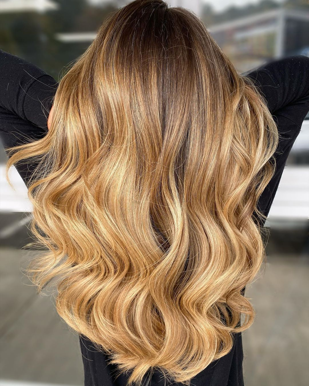 Blonde Hair Color Ideas For Summer Vida Joven In 2020 Balayage Hair Honey Honey Hair Color Balyage Long Hair