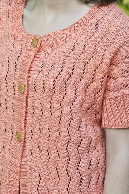 Go To Topper Free Summer Cardi Knit Pattern Hand Knits For Women