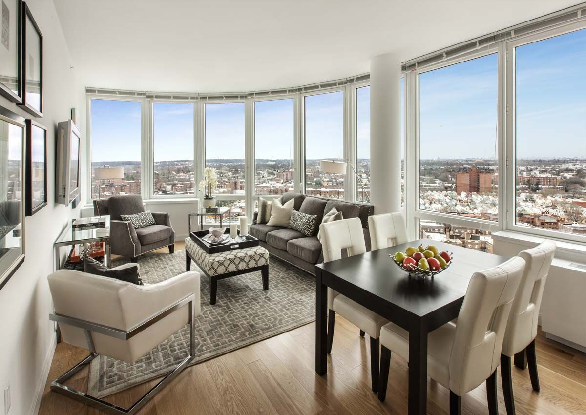 The Alexander At Rego Park Luxury