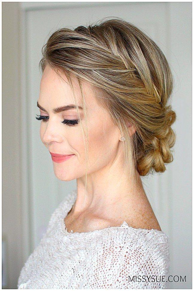 Pretty Sophisticated Updo Missy Sue Blog Braidhair Braid Hair Click Now For More Braided Hairstyles Updo Hair Styles Braided Hairstyles For Wedding