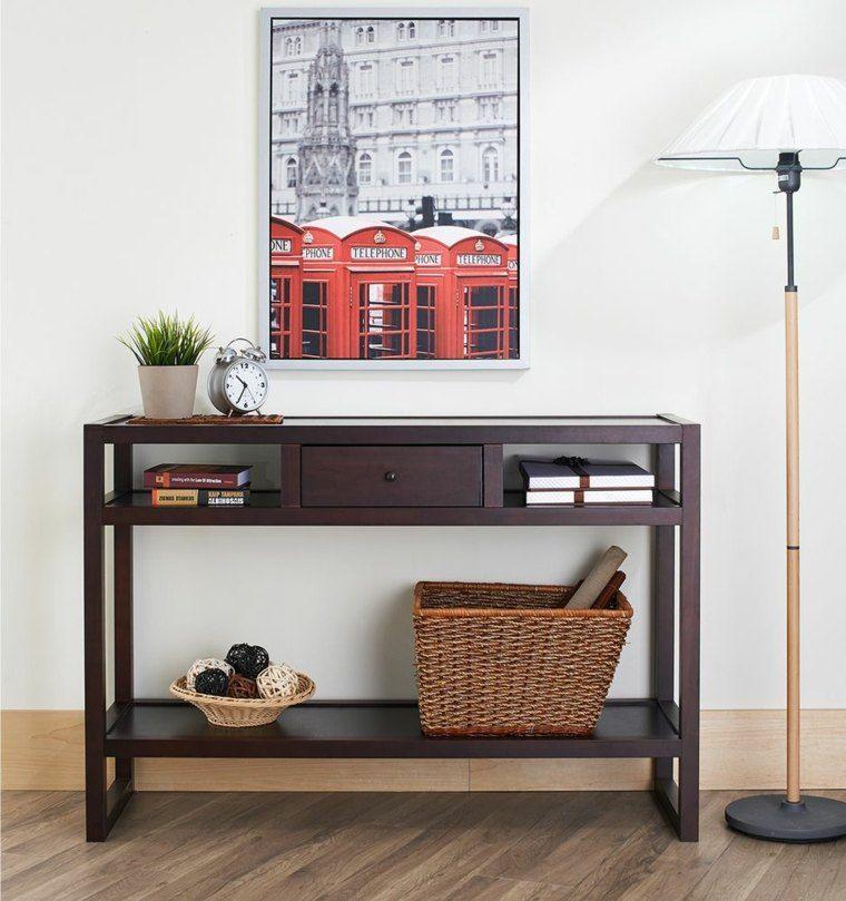 Idée déco entrée maison  50 propositions intéressantes Ikea hack - idee deco entree maison