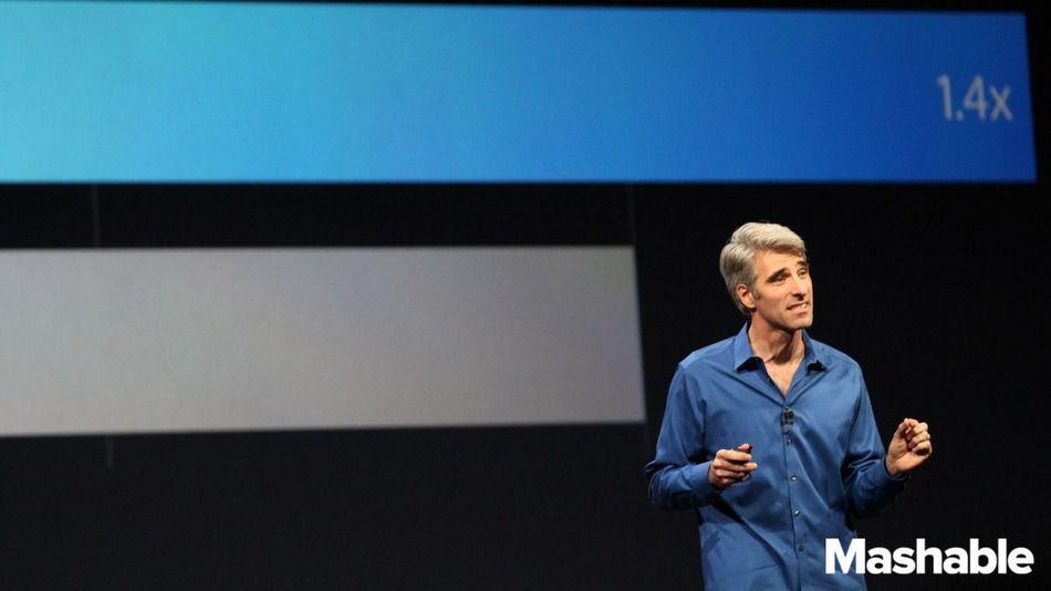 Apple S Next Big Thing Craig Federighi Apple Keynote Development