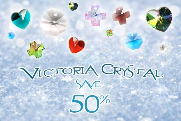 Love crystal? So do we!