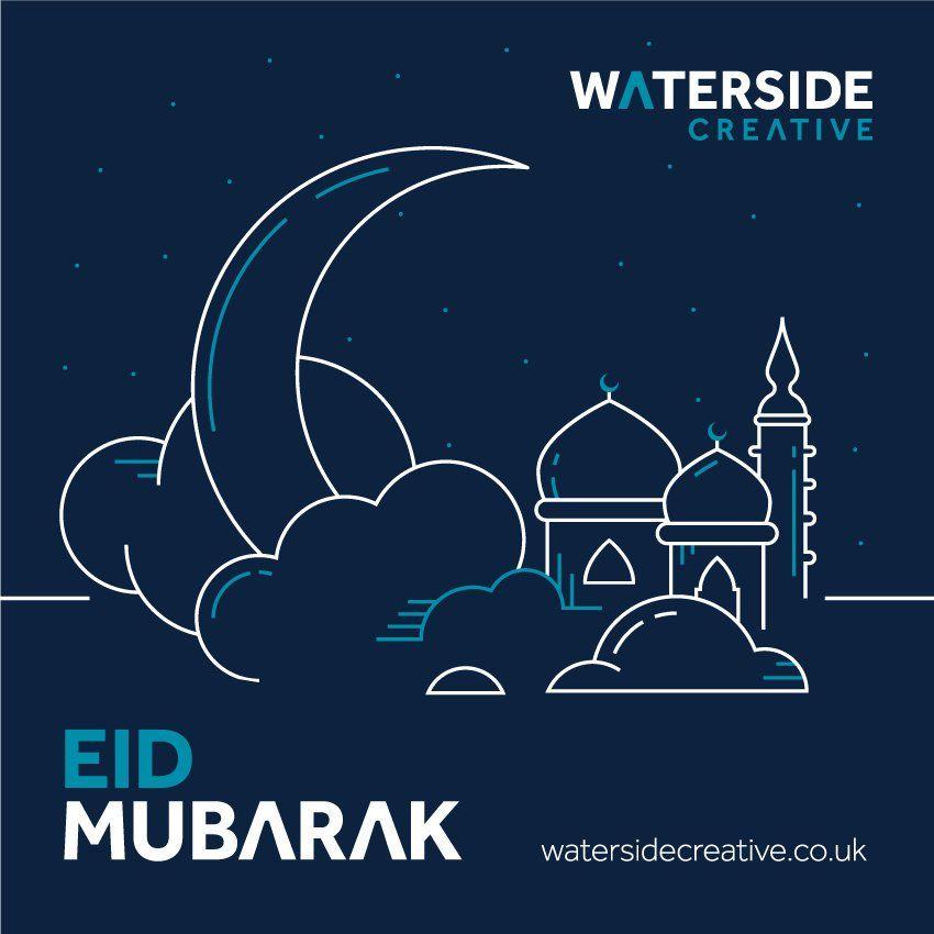 Hasil Gambar Untuk Eid Mubarak Creative Design Dengan Gambar