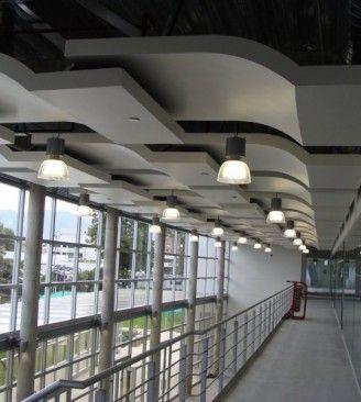 Rfl mina de yeso rf l mina de yeso rhl mina de yeso rh for Laminas para techos interiores