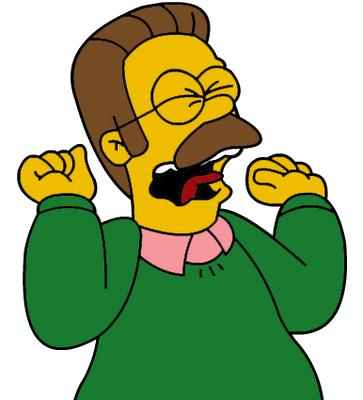 Sprays Counter Strike 1 6 Gamebanana Ned Flanders The Simpsons Cartoon Photo