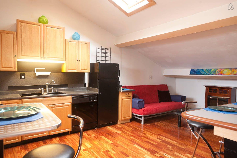 Dupree studiosartist loft spaces vacation rental in