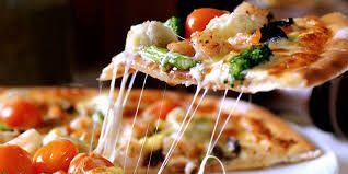 Pizza || Image Source: https://encrypted-tbn0.gstatic.com/images?q=tbn:ANd9GcSHYnBEyLoshs_Vq9K3n5WjsjaiTAt3tozI8rlLyeiWxT8a-0Q-fQ