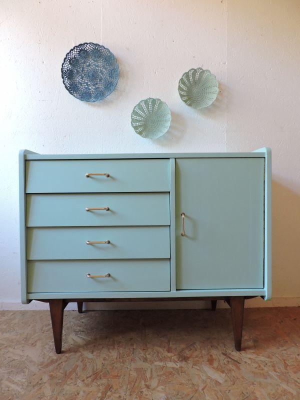 C te et vintage vente en ligne de meubles et objets d co vintage ann es 50 60 et 70 - Deco chambre annee 60 ...