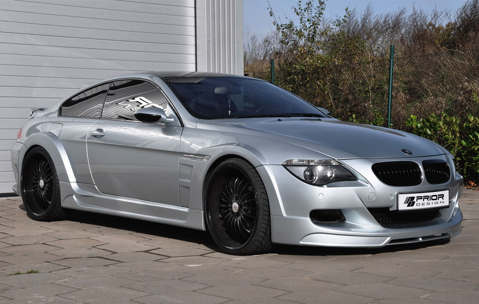 Custom Bmw M6 Coupe | Prior Design BMW M6